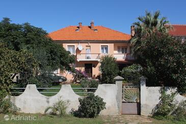Privlaka, Zadar, Objekt 5747 - Ubytování s písčitou pláží.