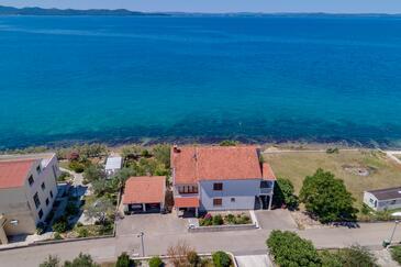 Kožino, Zadar, Objekt 5756 - Ubytování v blízkosti moře.