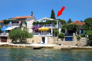 Bibinje, Zadar, Objekt 5758 - Ubytování v blízkosti moře s oblázkovou pláží.