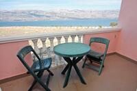 Apartmány a pokoje u moře Ražanac (Zadar) - 5766