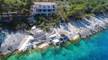 Črnja Luka, Korčula, Property 577 - Apartments by the sea.