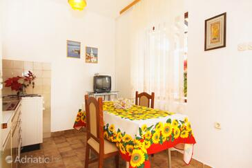 Sukošan, Столовая в размещении типа apartment, доступный кондиционер и WiFi.