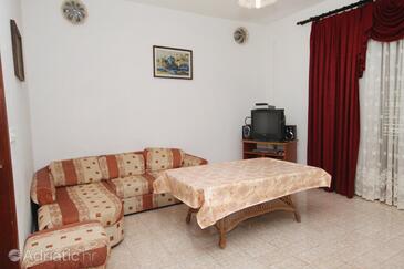 Vrsi - Mulo, Nappali szállásegység típusa apartment, háziállat engedélyezve és WiFi .