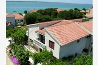 Apartments by the sea Vrsi - Mulo (Zadar) - 5791