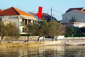 Apartmaji ob morju Zadar - Diklo (Zadar) - 5804