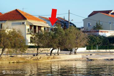 Zadar - Diklo, Zadar, Objekt 5804 - Ferienwohnungen nah am Meer am Kieselstränden.