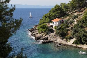 Seaside secluded apartments Cove Torac bay - Torac (Hvar) - 581
