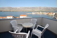 Apartmány u moře Vinjerac (Zadar) - 5811