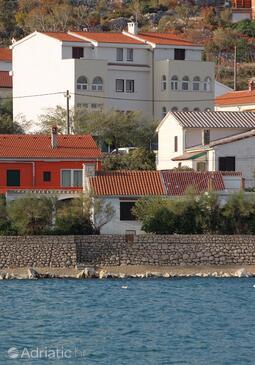 Vinjerac, Zadar, Объект 5811 - Апартаменты вблизи моря с песчаным пляжем.