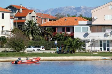 Privlaka, Zadar, Property 5813 - Apartments near sea with sandy beach.