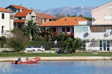 Privlaka, Zadar, Объект 5813 - Апартаменты вблизи моря с песчаным пляжем.