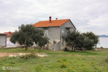 Kožino, Zadar, Property 5823 - Apartments near sea with rocky beach.