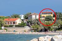 Apartmány u moře Vinjerac (Zadar) - 5824