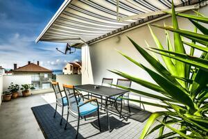 Apartmány s parkovištěm Biograd na Moru, Biograd - 5833