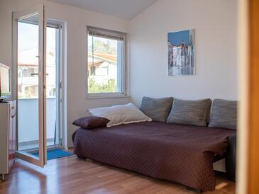 Nin, Гостиная в размещении типа apartment, Домашние животные допускаются.