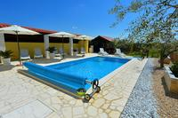 Apartmány s bazénem Privlaka (Zadar) - 5850