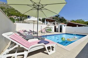 Family friendly house with a swimming pool Sumpetar, Omiš - 5855