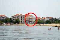 Apartments by the sea Sukošan (Zadar) - 5864
