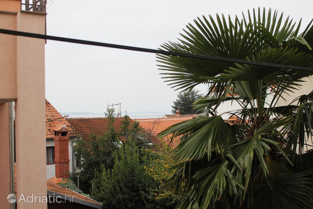 Zadar - Diklo, Balkón 1 - výhľad v ubytovacej jednotke apartment, WiFi.