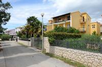 Apartmány s parkovištěm Zadar - Diklo (Zadar) - 5880