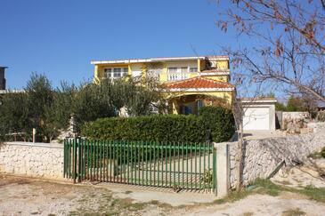 Rtina - Stošići, Zadar, Objekt 5881 - Ubytovanie s kamienkovou plážou.