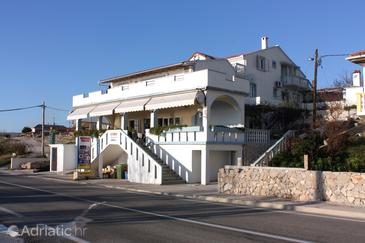 Rtina - Benići, Zadar, Property 5882 - Apartments with pebble beach.