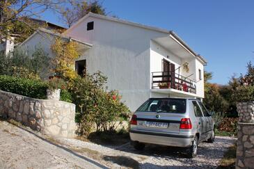 Rtina - Stošići, Zadar, Objekt 5883 - Ubytování v blízkosti moře s oblázkovou pláží.