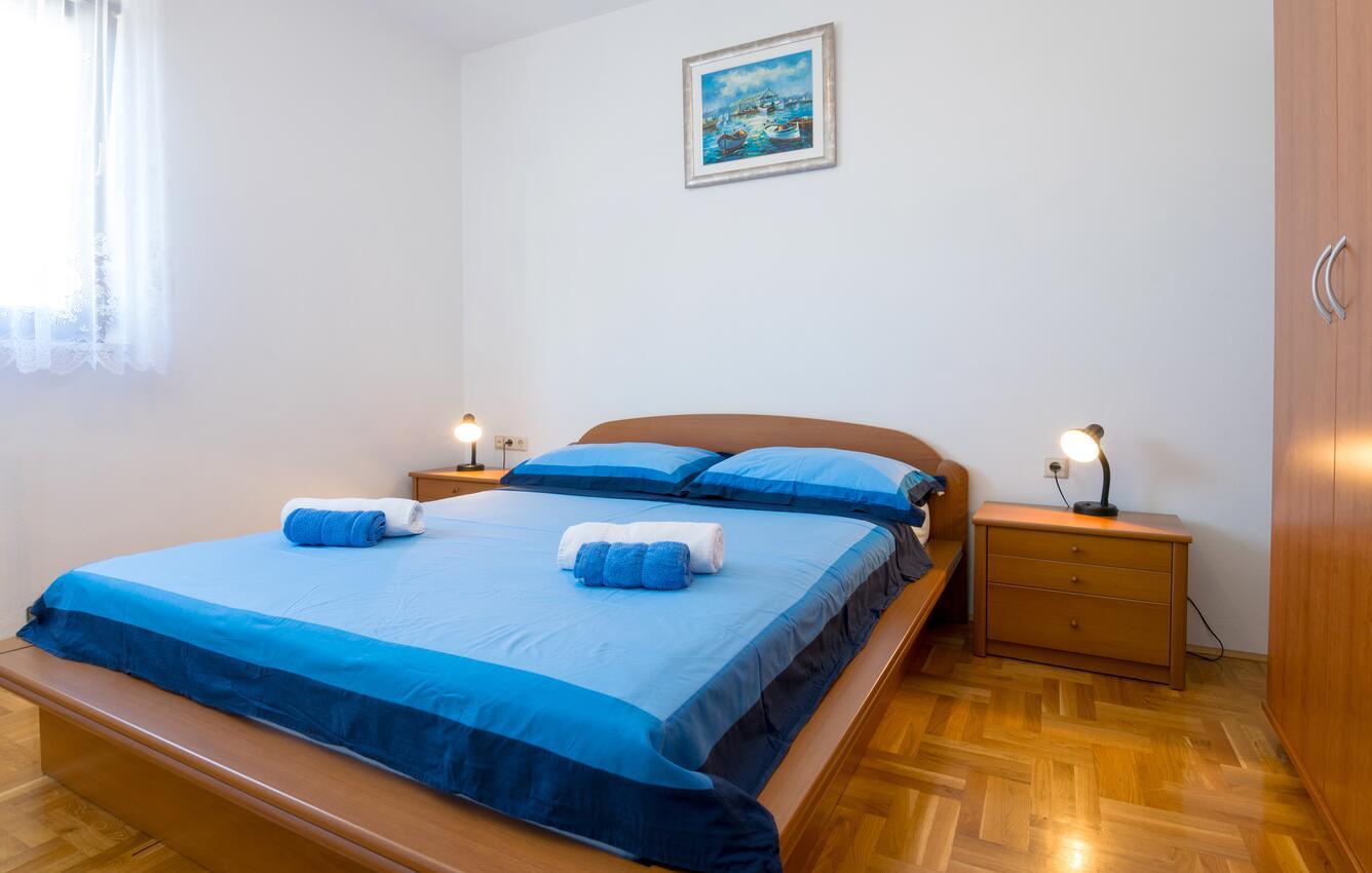 Ferienwohnung im Ort Zadar - Diklo (Zadar), Kapazi Ferienwohnung