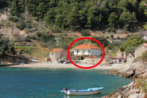 Seaside secluded apartments Cove Torac (Hvar) - 589