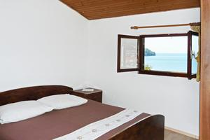 Chorvatsko apartmán pro 5 lidi