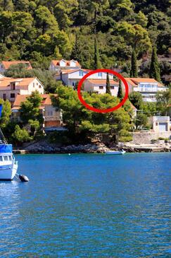 Brna, Korčula, Objekt 5902 - Ubytování v blízkosti moře.