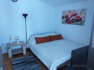 Zadar - Diklo, Dnevna soba v nastanitvi vrste apartment, WiFi.