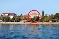 Apartmány u moře Zadar - Diklo (Zadar) - 5911
