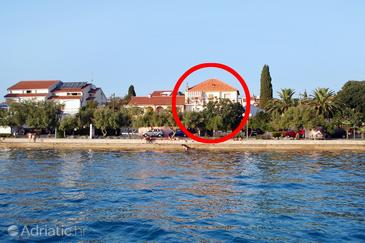 Zadar - Diklo, Zadar, Property 5911 - Apartments by the sea.