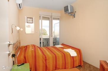 Zadar, Bedroom in the room, dostupna klima, dopusteni kucni ljubimci i WIFI.
