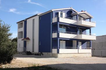 Bibinje, Zadar, Объект 5916 - Апартаменты вблизи моря с галечным пляжем.