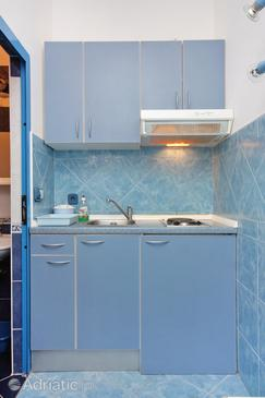 Sukošan, Кухня в размещении типа studio-apartment, WiFi.