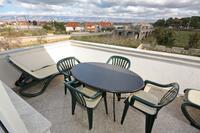 Apartmány s parkovištěm Nin (Zadar) - 5929