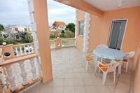 Apartmány s parkovištěm Nin (Zadar) - 5936