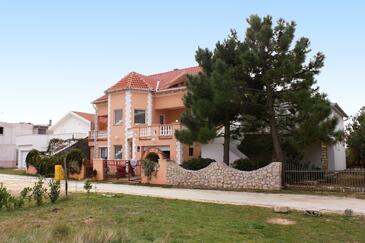 Nin, Zadar, Objekt 5936 - Ubytovanie s piesočnatou plážou.