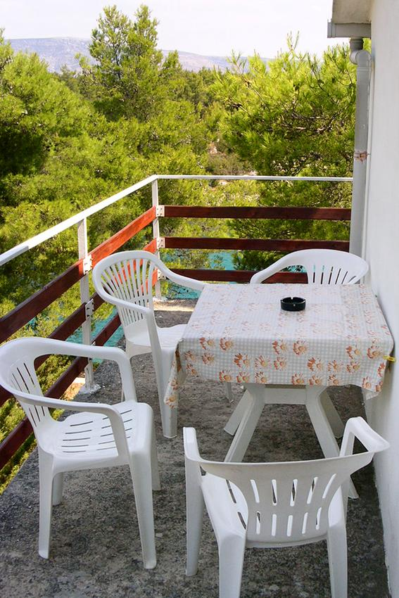 Ferienwohnung im Ort Mudri Dolac (Hvar), Kapazität 4+1 (1012727), Vrbanj, Insel Hvar, Dalmatien, Kroatien, Bild 12