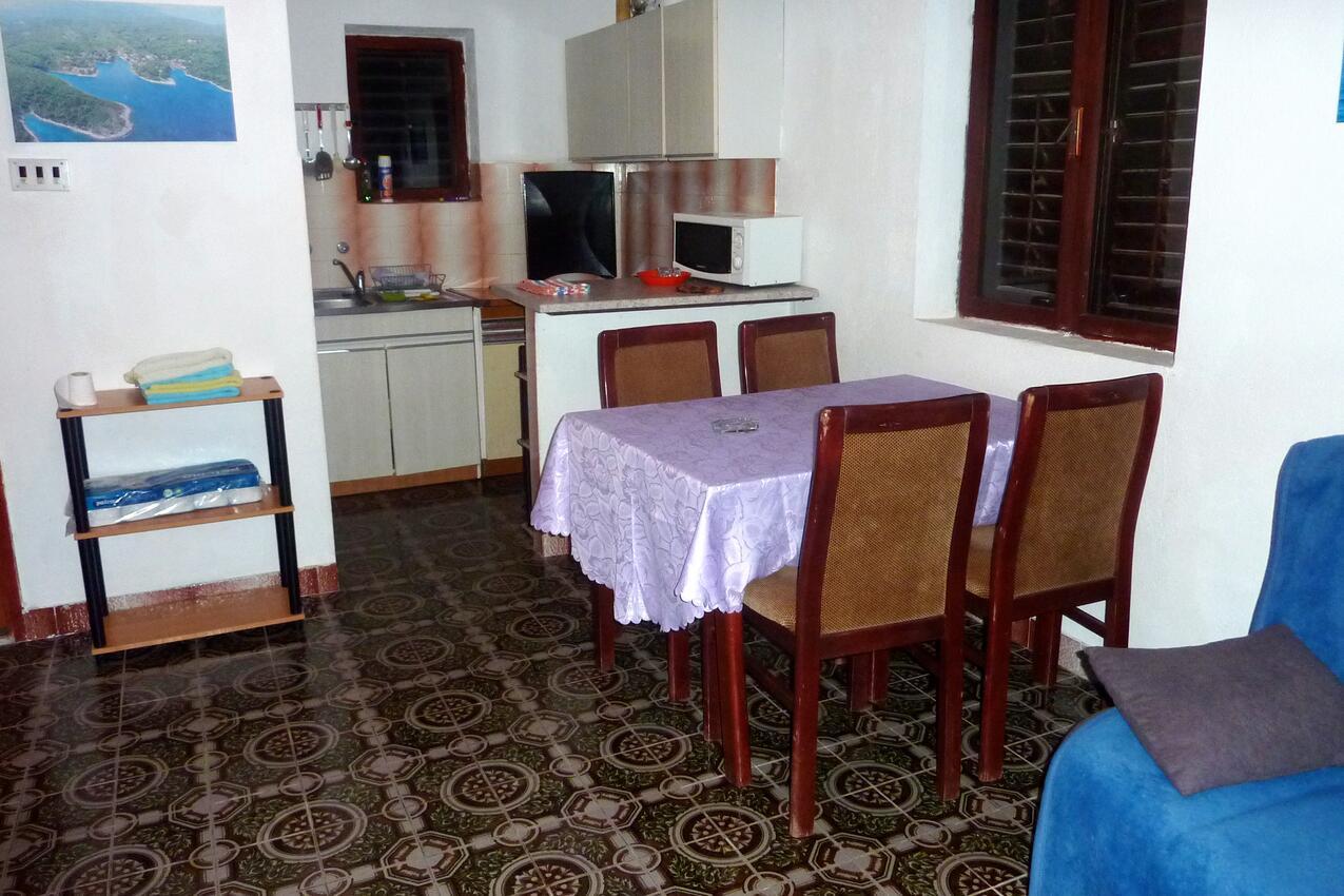 Ferienwohnung im Ort Mudri Dolac (Hvar), Kapazität 4+1 (1012728), Vrbanj, Insel Hvar, Dalmatien, Kroatien, Bild 4