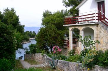 Mudri Dolac, Hvar, Объект 595 - Апартаменты вблизи моря.