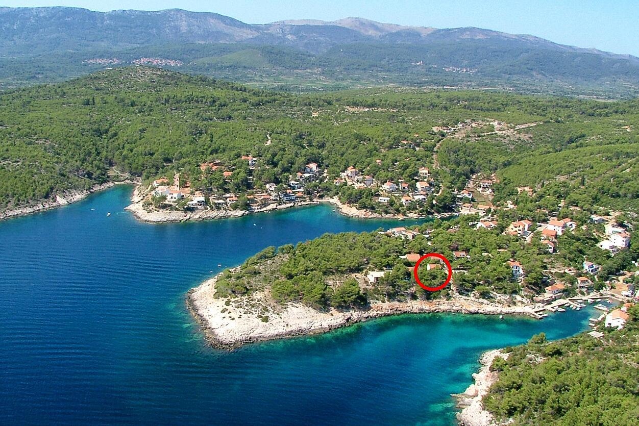 Ferienwohnung im Ort Mudri Dolac (Hvar), Kapazität 4+1 (1012728), Vrbanj, Insel Hvar, Dalmatien, Kroatien, Bild 15