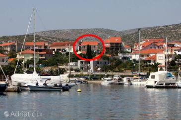 Marina, Trogir, Property 5953 - Apartments and Rooms with pebble beach.