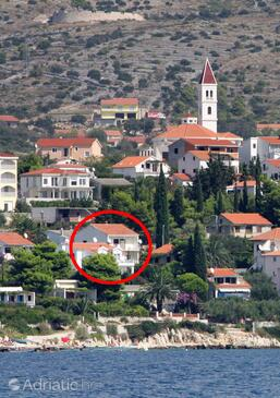 Seget Vranjica, Trogir, Property 5964 - Apartments by the sea.