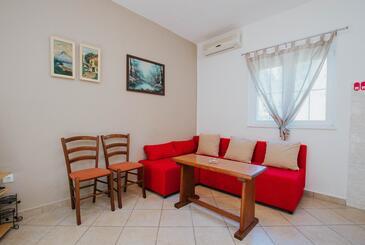 Marina, Obývací pokoj v ubytování typu apartment, WiFi.