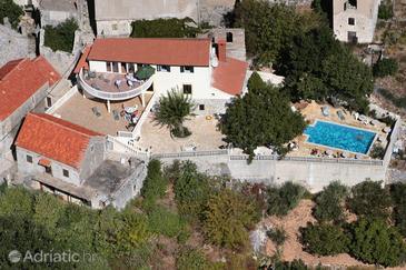 Sumpetar, Omiš, Property 5969 - Vacation Rentals with pebble beach.