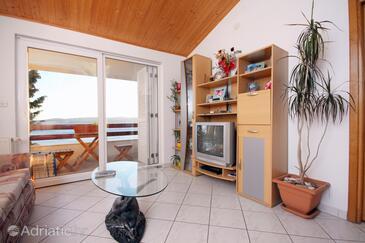Pisak, Гостиная в размещении типа apartment, Домашние животные допускаются и WiFi.
