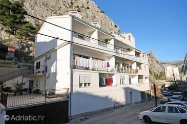 Omiš, Omiš, Property 5988 - Apartments with sandy beach.